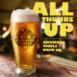 beer pint ad